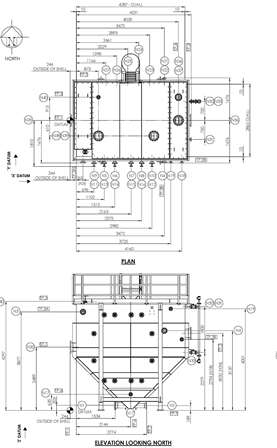 mechanical and piping engineering design structural
